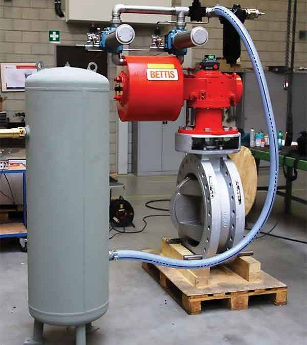 Como resolver sobrepresión en las tuberías de una refinería.